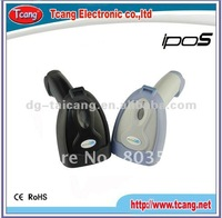2012 hot laser barcode scanner with English manual (TC-2015)