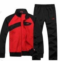 New Li Ning sportswear suit Men