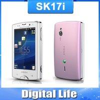 SK17i Original Sony Ericsson Xperia x10 mini pro2 SK17 Android GPS WIFI  5MP Unlocked Mobile Phone Free Shipping