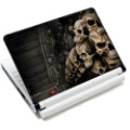 "Skull Skin Sticker Cover For 11.6"" 13"" 15"" 15.4"" 15.6""  For HP Dell Acer ASUS Laptop(China (Mainland))"