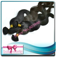 New Promotion! Peruvian wholesale and retial 20pcs body wave 100% human hair wefts,free shipping