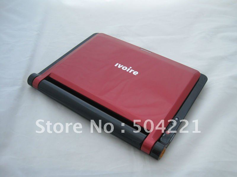 DHL freesample FIC SEV00 10 inch laptop larger keyboard N450/ 2G/ 320HDD Windows 7 Slim Origin ...