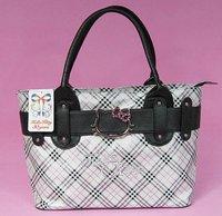 Brand New Hello Kitty Handbag Shoulder Bag Tote B838  Free shipping