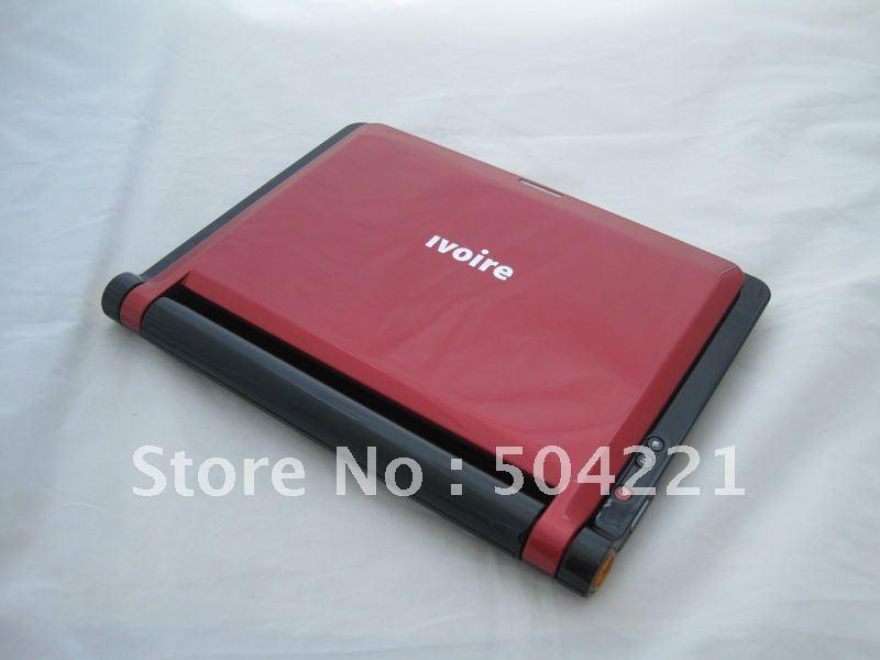 FIC SEV00 10 inch laptop larger keyboard N450/ 2G/ 320HDD Windows 7 Slim OriginalNetbook 2-3 hou ...