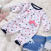 Romper clothes baby autumn long-sleeve baby bodysuit autumn and winter newborn baby supplies sleepwear