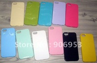 Wholesale Soft TPU case cover for iphone 5 5s 5G 5th