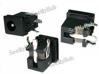 Free Shipping Brand new  Laptop DC Power Jack For Digitek and more Dia. = 5.1mm, Pin = 1.65mm
