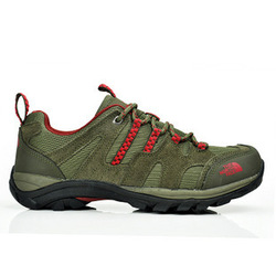 Free shipping Noth face genuine leather women's outdoor hiking shoes walking shoes female Wholesale price(China (Mainland))