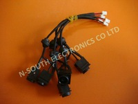 AC DC POWER JACK HARNESS CABLE PJ410 For SONY VPCEL M9F1 356-0201-7464_A00
