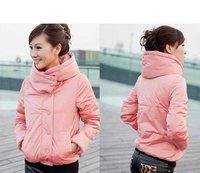 Women Lady Warm Winter Short Outwear Cotton Coat Jacket 5 Color CPAM Free Shipping