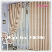 hot & fashion,for bedroom & balcony,Pleated curtain,finished curtain, as picture,Chinese style,free shipping by China Post