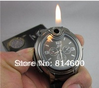 Lighter Watch Quartz Wrist Butane Cigarette Cigar Lighter Watch Electronic Watch Lihter Dial 3 Colors WWO0001
