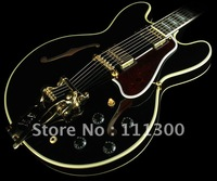Custom Shop ES-355 Electric Guitar Antique Ebony