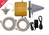 Wholesale GSM/UMTS 900mhz/2100mhz dual band cell phone signal booster 3G moble phone repeater