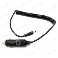 CC-3.5MM car charger eliminator cable suitable for 12v  for two way radio freeshipping