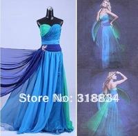 Коктейльное платье Bling Crystal