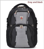 "Free shipping original quality swissgear backpack, for 14"" 15"" laptop,laptop bag"