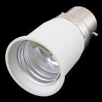 B22 to E27 Base LED Light Lamp Bulb Adapter Converter 1