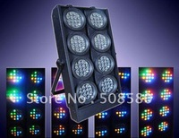 4pcs/Lot,96*1W RGB LED 8 Eye Blinder Light