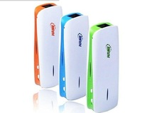 Free Shipping Hame 3 in 1 MPR-A1 3G Wireless Router + Mobile power supply ,MINI Wireless Router,3G WIFI