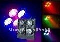 4pcs/Lot,48pcs x 3W RGB LED 4 Eye Blinder Light