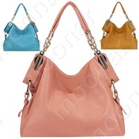 2013 low price fashion koea style restro canvas mesenger bag women's lovely one shoulder messenger bag Purse B461