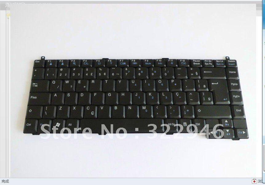 FREEshippingNew OriginalGenuine laptop keyboard for LG R380 R480 R780(China (Mainland))