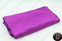 "Hot 25PCS plum red Satin Table Runners 12"" x 108"" Wedding Party Decorations/Free shipping"