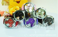 Ladies Hollowed Watches, Fashion Wristwatch lady,Popular -Free Shipping