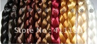 2012 New arrival hot sale  fashion hair accessories hair braid 24 pcs/lot free shipping