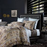 Dj textile bedding yarn dyed jacquard cloth piece set wall norseman