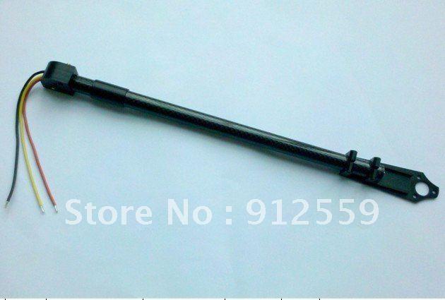 P002-02 T580P+ installed arm beam -3K carbon fibre aluminum alloy for LOTUSRC T580P+(China (Mainland))
