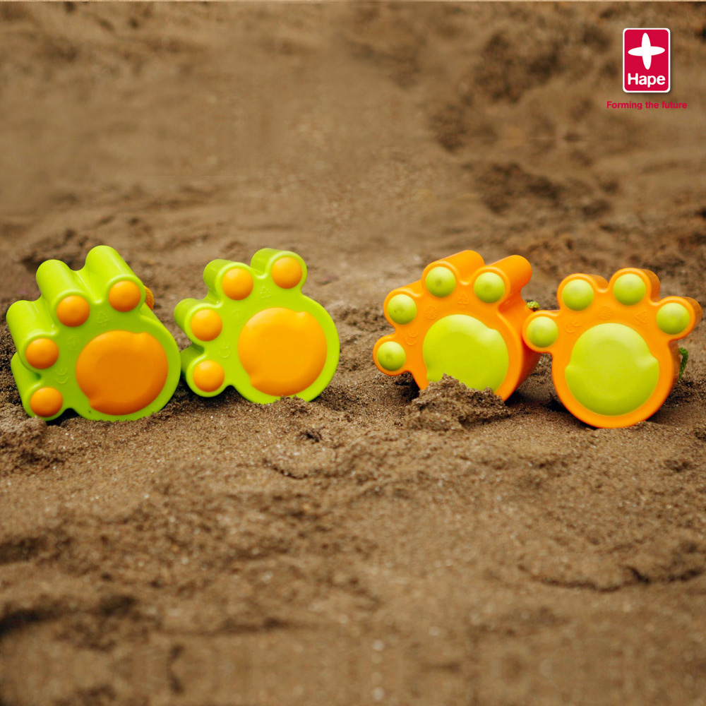 Hape beach toy food pp hornier material 2011(China (Mainland))