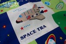 popular space cotton fabric