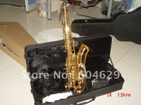 best Newest beautiful 62 Professional Tenor Saxophone Sax w case free shipping in stock