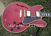 best guitar red 335 Electric Guitar 2011.10 new arrival Hot
