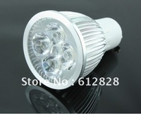 5W GU10 Energy Saving LED Warm White or Cool White Light Bulb Lamp Spotlight 86-240V High Power 5X1W