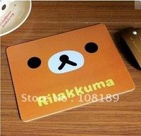 cute Rilakkuma mouse pad/mouse mat A249