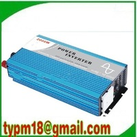 5000W Watts Peak Real 2500W 2500 Watts pure sine wave Power Inverter 12V DC to 220V AC + Free shipping