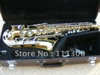 best Newest beautiful YAS23 Alto Saxophone hot Alto Saxophone PLAYS GREAT! free shipping #AHL00020