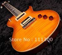 free shipping Custom  Sunburst Electric Guitar
