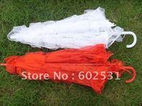 wedding brige silk cloth umbrella for dancing