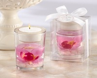 "NEW ARRIVAL+Best Selling ""Elegant Orchid"" Tealight Holder +100pcs/lot+FREE SHIPPING"
