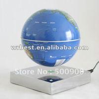 Elegant home decoration magnetic leviating globe