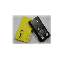 7.2V 1400mAh NI-CD Rechargeable Battery For TK3107 Transceiver TK2107 two way radio