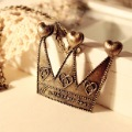 Vintage Crown Necklaces,Long New Design Jewelry Necklaces-Free Shipping