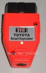 The smallest key copy tool Toyota smart keymaker, OBD2 interface(China (Mainland))