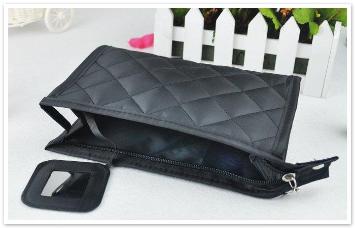 Wholesale - 2012 Hot Sale!!! fashion Makeup bag New Multi-function bag Free Shipping(China (Mainland))