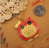 2013 New Fashion Vintage Jewelry  owl necklaces for women wholesale bohemian statement choker necklace TJ-3.49