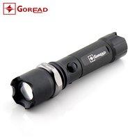 D057 5 flashlight light focusers flashlight aluminum cree flashlight